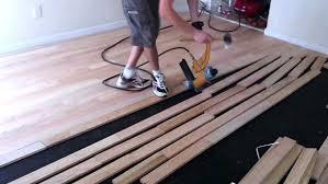 installing hardwood floors on concrete slab hardwood floor installation hardwood wood floor scratch repair flooring lay