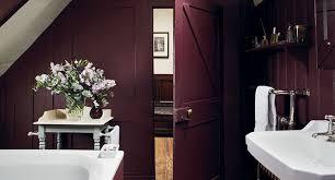 bathroom paint. bathroom painted in farrow \u0026 ball no.222, modern emulsion paint