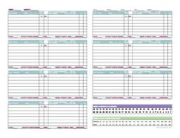 44 Interpretive Weight Watchers Points Plus Tracker Sheets