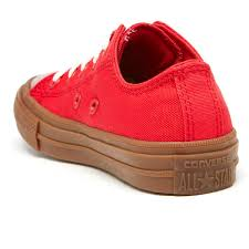 converse for kids. converse kids\u0027 chuck taylor all star ii ox trainers - casino/gum: image for kids