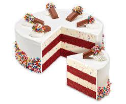 Cold Stone Creamery Signature Cakes