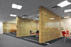 Office Partition With Door Glass Office Partition Design With Door R
