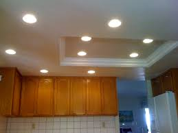 Recessed Kitchen Lighting Kitchen Lighting Led Daylight Vs Soft White Plus Downlight