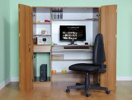 Attractive Hideaway Desk Ideas Hideaway Office Desk Alluring About Remodel  Decorating Home Ideas