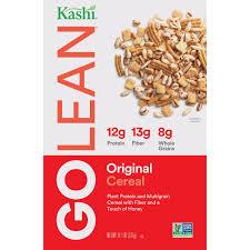 best high protein kashi golean cereal