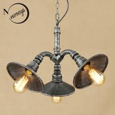 Silver Pendant Light Fixtures Us 92 41 30 Off Vintage Iron Classical Silver Pendant Lamp Led 3 Lamp Pendant Light Fixture E27 110v 220v For Kitchen Lights Other Bedrooms Bar In