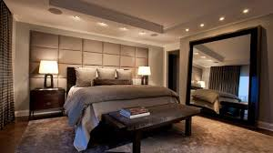 sophisticated bedroom furniture. Sophisticated View In Gallery Mirrors Add Glamour To The Masculine Bedroom On Manly Set Furniture V