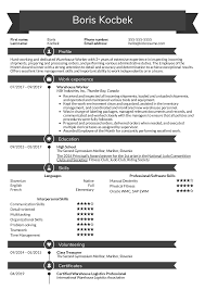 Resume Examples By Real People Warehouse Worker Resume