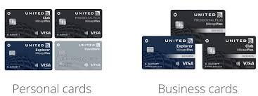 united mileageplus credit card program