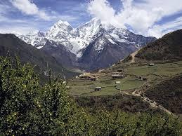 Гора Эверест самая высокая гора ее координаты и чудесные фото 2