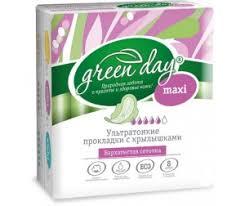 <b>Гигиенические прокладки GreenDay</b> — купить в Москве в ...