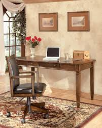 Large office desk Small Office Hamlyn Medium Brown Home Office Large Leg Desk Thedeskdoctors Hg Hamlyn Medium Brown Home Office Large Leg Desk H52744 Home