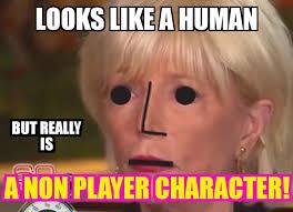 """Résultat de recherche d'images pour """"non player character meme"""""""