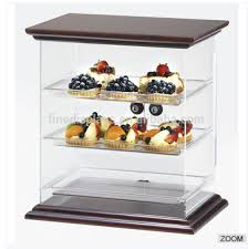 Acrylic Food Display Stands Poster display stands 艺佳工艺品 88