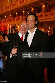 "Ralph Bauer + Alfred Biolek Bei Gala ""Cinema For Peace"" News Photo - Getty  Images"