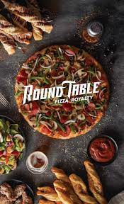 round table pizza menu s