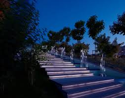 outdoor lighting effects. Outdoor Lighting Stairs Effects P