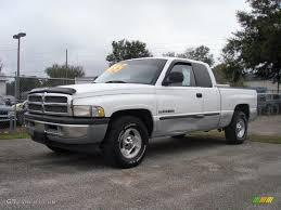 2000 Bright White Dodge Ram 1500 SLT Extended Cab #26258785 ...
