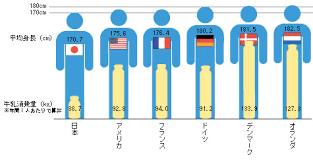 オランダ 平均 身長
