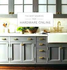 cabinet knob placement drawer pull kitchen hardware luxury best tool