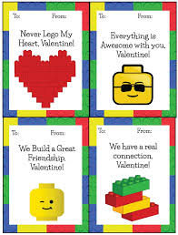 60 Free Valentine's Day Class Card Printables for Children