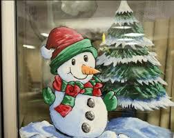 Feine Fensterbilder Zu Weihnachten Und Winterzeit Archzinenet