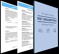 Developmental Sentence Scoring Chart 90 Speech Therapy Test Descriptions At Your Fingertips