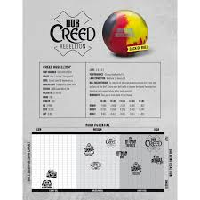 Dv8 Ball Chart Details About Bowling Ball Dv8 Creed Rebellion Reactive Bowling Ball Strike Ball Reactive