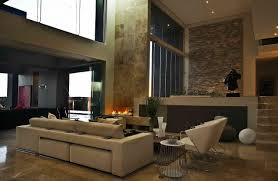 Living Room Tv Area Design Accent Wall Mounted Wall Paint Contemporary Living Area Cream