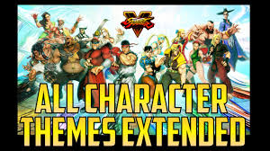 street fighter five character list image mag