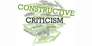 Image result for constructive criticism clipart