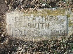 Della Ines Smith (1901-1904) - Find A Grave Memorial