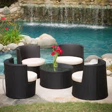 best ing home oahu obelisk 5 piece outdoor seating set