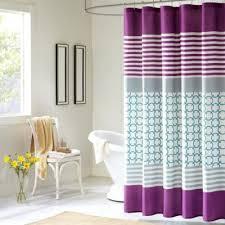 pink and purple curtain intelligent design halo shower curtain in purple pink and purple curtains uk