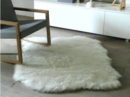 faux fur rug fresh fake sheepskin 9 best rugs the independent hardis pale pink