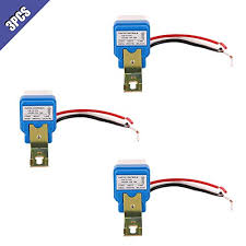 Ximimark <b>3Pcs</b> 12V 10A <b>Light Sensor</b> Switc- Buy Online in Chile at ...