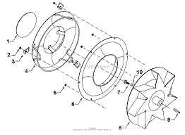 Bunton bobcat ryan lb1401 00 01 optimax blower parts diagram for little wonder parts diagram 10 at toro proline parts diagram