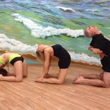 photo of bikram yoga london on canada you re never