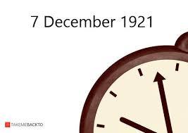 Pramukh Swami Birth Chart December 07 1921 Wednesday What Happened On 12 7 1921