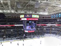 3d Seating Chart San Jose Sharks Sap Center Seating Chart Map Seatgeek