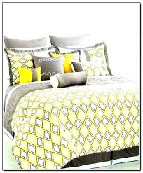 yellow and grey bed sheets mustard bedding mustard yellow quilt duvet set sheets bedding grey and