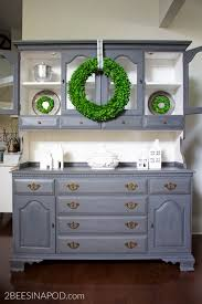 Painted furniture ideas Dresser 25 Farmhouse Style Gray Painted Furniture Ideas Centsible Chateau graypaintedfurniture farmhousestyle Centsible Chateau 25 Beautiful Gray Painted Furniture Pieces That Will Inspire