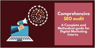 Seo Interns Comprehensive Seo Audit A Complete And Methodical Guide For