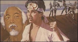 Image result for the karate kid 1984