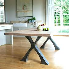 round wood and metal dining table wood metal dining tables with legs reclaimed and round table