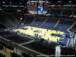 Fedex Forum Memphis Grizzlies Seating Chart Fedexforum Seat Views Section By Section