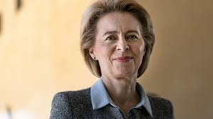 Her father ernst albrecht worked as one of the first european civil servants from the establishment of the european commission in 1958, first as chef de cabinet to the european commissioner for competition. New Eu Chief Ursula Von Der Leyen Will Live In Converted Office To Save Money World The Times