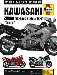 motoraceworld kawasaki haynes kawasaki zx600 zzr600