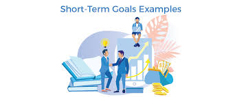 42 short term goals exles to achieve