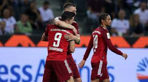 Bayern munich transfer news and rumors. Monchengladbach 1 1 Bayern Munich Player Ratings